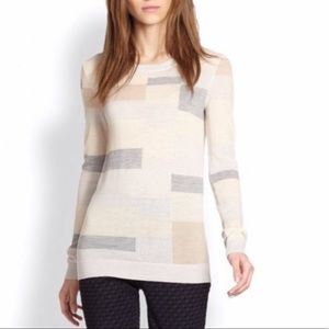 Marc by Marc Jacobs Sz XS Colorblock Sweater